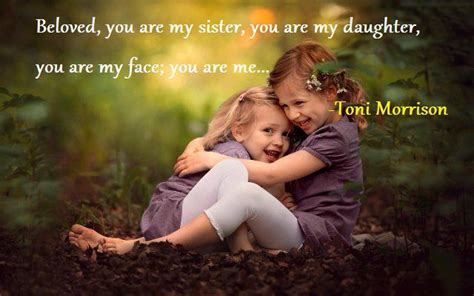 sister quotes beautiful sisters love quotes image