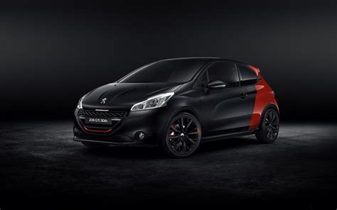 Peugeot 208 4k Wallpapers by 2014 Peugeot 208 Gti 30th Anniversary Limited Edition