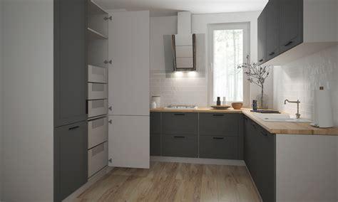 Küchen U Form by K 252 Chenzeile K 252 Chenblock K 252 Che U Form 120x230x210cm Wei 223