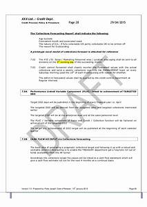 Process manual template hr process manual template hr for Operational guidelines template