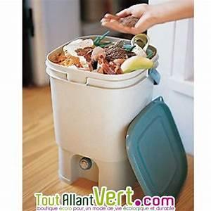 Compost En Appartement : bokashi poubelle composteur sans vers pour cuisine ~ Melissatoandfro.com Idées de Décoration