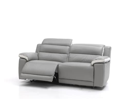 canape relaxation cuir canapé relax electrique cuir 3 places 3730