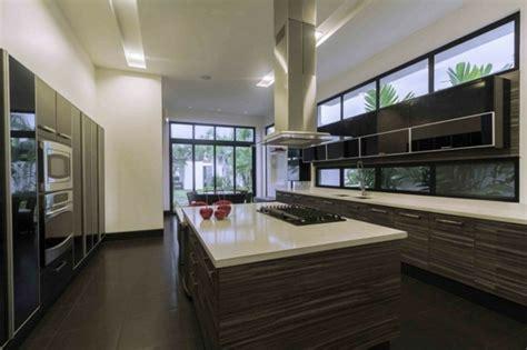 cuisine sympa la villa de luxe casa m par jannina cabal arquitectos