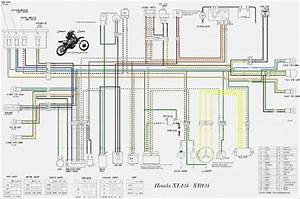 82 Honda Xr500r Cdi Wiring Diagram Wiring Automotive