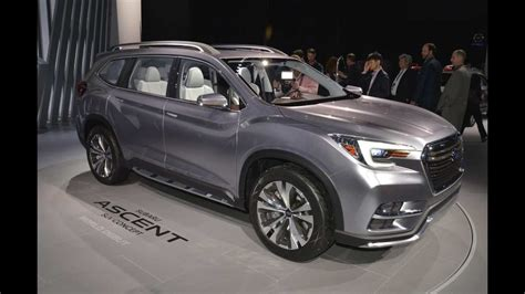 subaru ascent 2020 50 the best subaru ascent 2020 pricing review car 2020