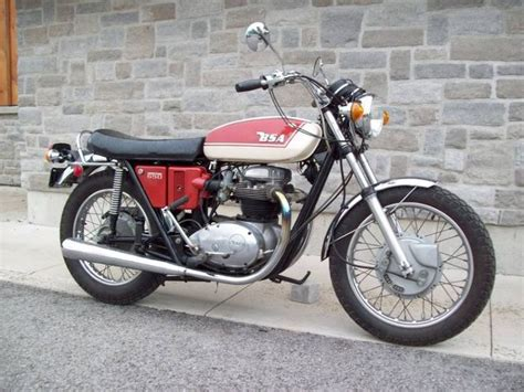 262 Best Bsa Motorcycle Images On Pinterest