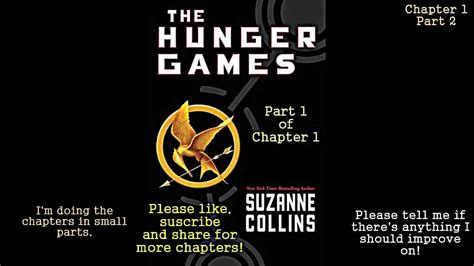 The Hunger Summary Chapter 1 by The Hunger Book 1 Chapter 1 Part 1