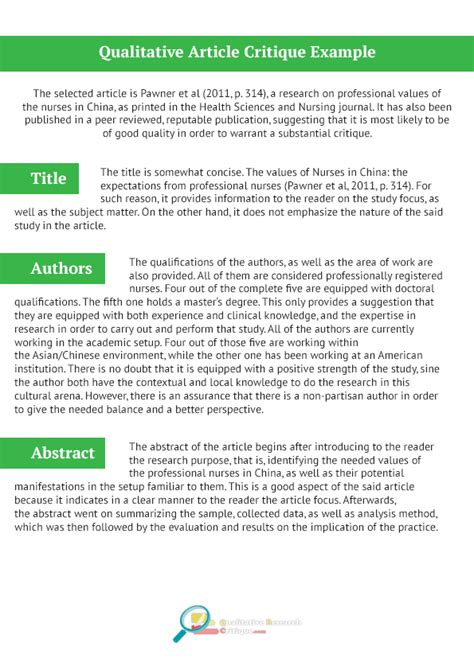9+ apa research paper examples. http://www.qualitativeresearchcritique.com/qualitative-research-critique-example/ A sample of q ...