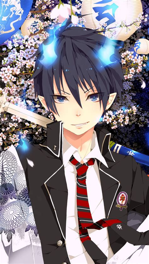 Ao No Exorcist iPhone Wallpapers Top Free Ao No Exorcist