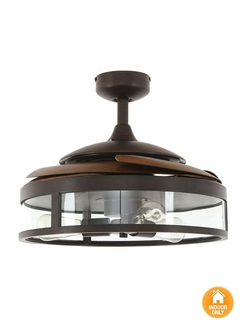 kitchen fans with lights fanaway classic orb ceiling fan with clear retractable 4756