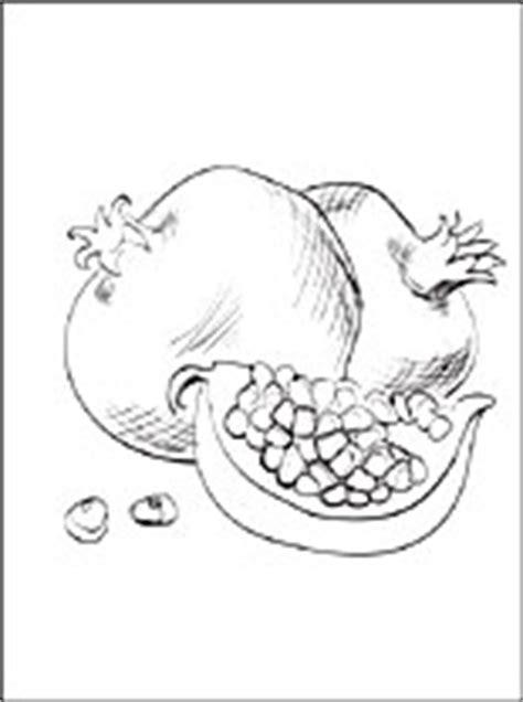 frutta  verdura disegni da colorare gratis