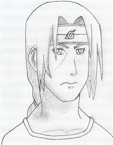 Itachi Pencil by Sheggie91 on deviantART