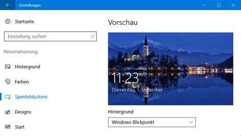 windows  windows blickpunkt bilder vom sperrbildschirm