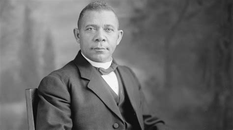booker  washington history