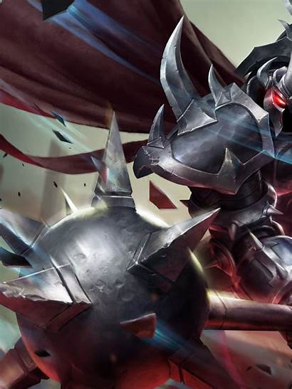 Mordekaiser Games Legends League Weapons Artwork Wallpaperpure