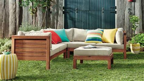 outdoor furniture trends  summer stuffconz