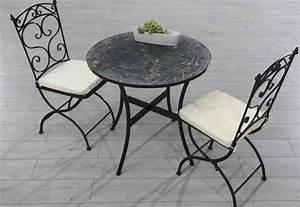 Table Fer Forgé Jardin : les tables de jardin ~ Teatrodelosmanantiales.com Idées de Décoration