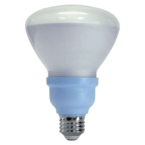 reveal light bulbs ge reveal 65w equivalent reveal 2500k r30 cfl flood