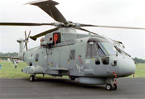 Fleet Air Arm: EH Industries Merlin HM.1