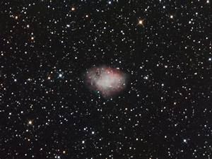 AstroMatt -The Crab Nebula (M1) by Matt Thomas