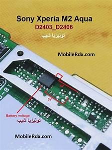 Sony Xperia M2 Aqua Not Charging Problem Repair Solution