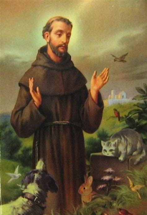 francis of assisi st francis of assisi i admire