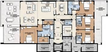 Fresh Luxury Home Floor Plans With Photos by Floor Plans Luxury Condos For Site Plan Floor