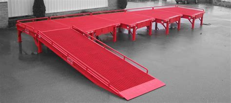 custom portable loading ramps dura ramp