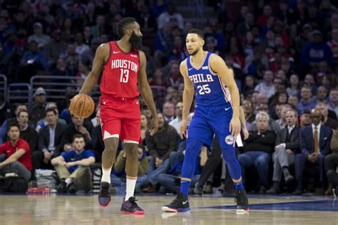 James Harden trade: Sixers offered Ben Simmons for Rockets ...
