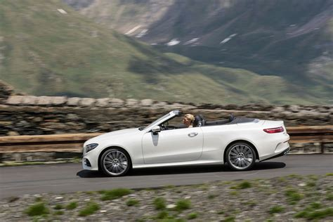 Mercedes-benz E400 4matic Cabriolet Review