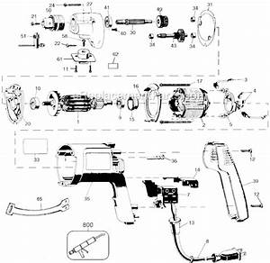 Black And Decker 1170 Parts List And Diagram