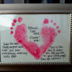 Heart Shaped Baby Feet