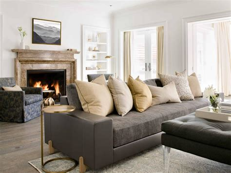 Living Room With Gray Sofa And Marblesurround Fireplace. Kitchen Triangle Design. Sunroom Off Kitchen Design Ideas. Kitchen Interior Designs. Bedroom And Kitchen Designs. Kitchen Design Cape Town. Designs For Small Kitchen. Home Depot Kitchen Designer. Modern Kitchen Cabinet Design Photos