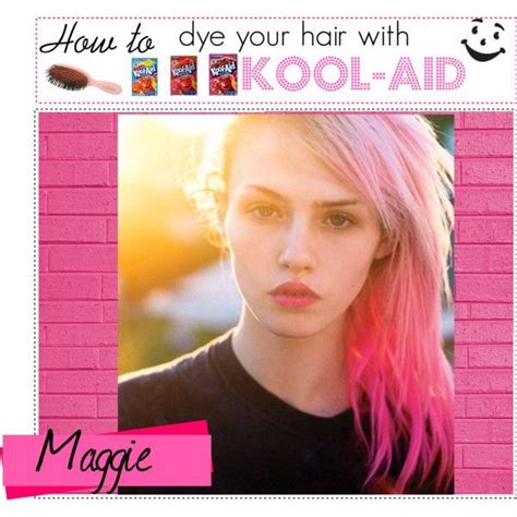 32 Best Images About Cool Aid Hair Colors On Pinterest