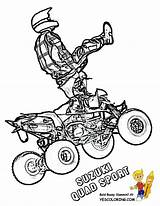 Coloring Quad Atv Pages Bike Polaris Rzr Yamaha Wheeler Printables Colouring Clipart Suzuki Yescoloring Awesome Boys Sport Template Wolverine Sketch sketch template