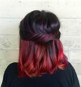 Acheter Coloration Rouge Framboise : 1001 looks r ussis pour des cheveux couleur framboise coloration rouge cerise rouge cerise et ~ Melissatoandfro.com Idées de Décoration