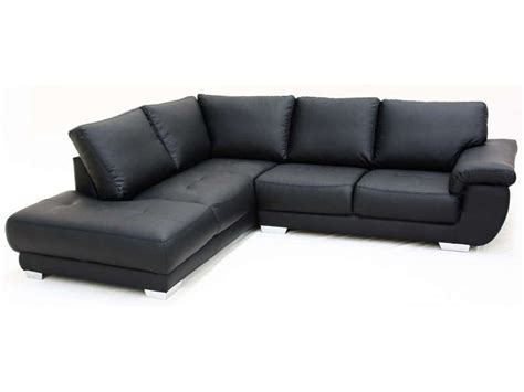 canape fixe 2 places conforama canapé d 39 angle fixe gauche 5 places galaxy coloris noir en