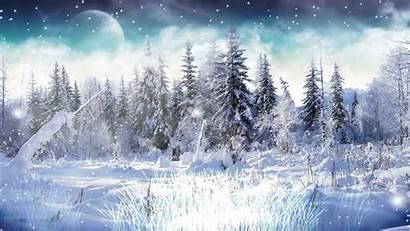 Animated Snow Winter Falling Snowy Screensaver Windows