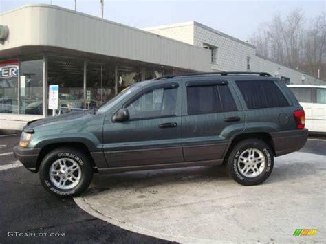 2002 onyx green pearlcoat jeep grand laredo 4x4 7270481 gtcarlot car color
