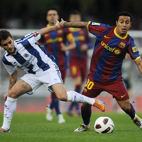 20 Most Exciting Under-21 Players in Spain's La Liga ...