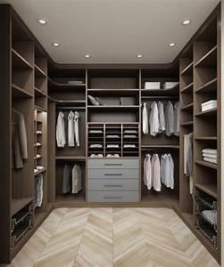 Modele De Dressing : installer un dressing chez soi tous les bons plans ~ Teatrodelosmanantiales.com Idées de Décoration