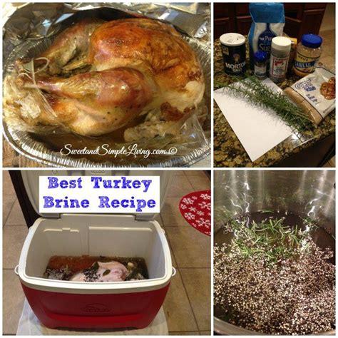 turkey brine recipe 78 best ideas about turkey brine on pinterest brining chicken brining pork chops and brine recipe