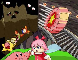 Kirby OoD Ch. 4 Scene - Escape from Dreamland by ...