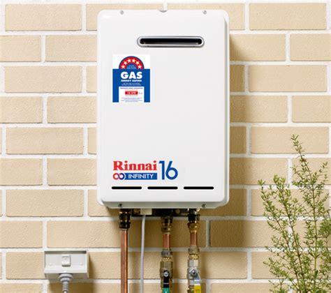 Rinnai Infinity 16 Hot Water System