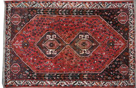 tapis ancien persan shiraz 164x210 cm tapis d orient tapisseries d aubusson anciennes