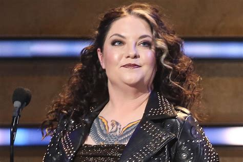 ashley mcbryde opens    late brother  stone