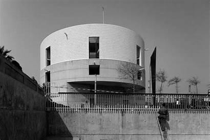 Siza Alvaro Center Meteorology Architecture Architect Portuguese