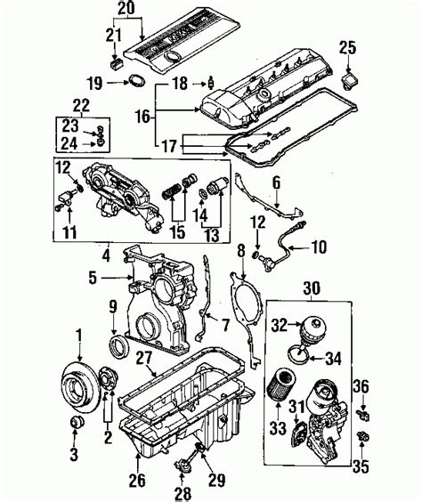 2001 Bmw 325i Engine Component Diagram 2003 bmw 325i engine diagram automotive parts diagram images