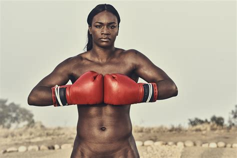 Body Issue 2016: Claressa Shields Behind the Scenes