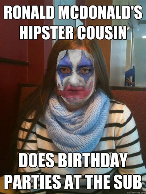 Ronald Mcdonald Meme - hot clown girls memes